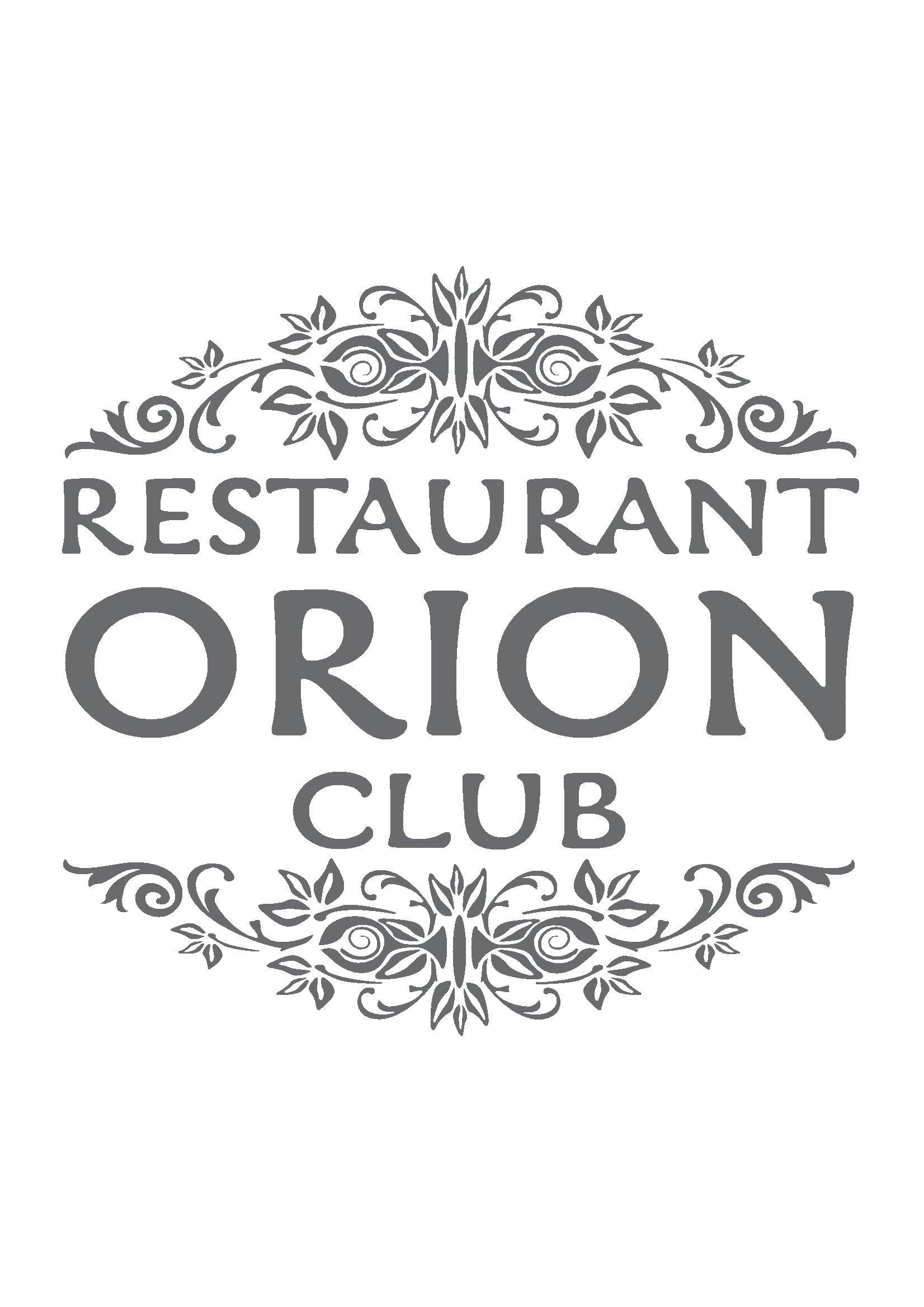 Restaurant ORION & Club