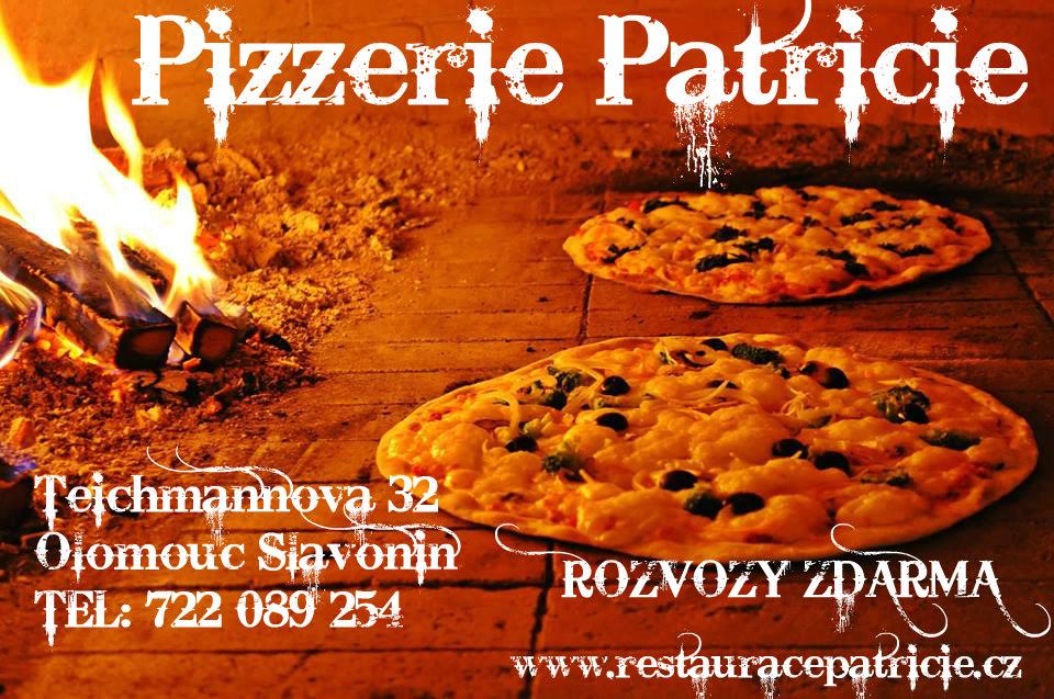 Restaurace a pizzerie Patricie